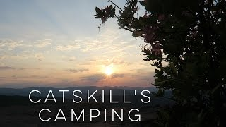 Camping in the Catskills!