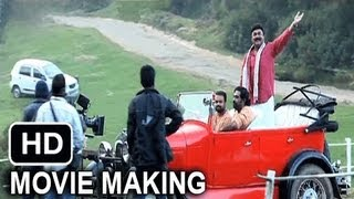 Romans - Making of Malayalam Movie
