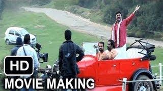 Romans - Making of Malayalam Movie