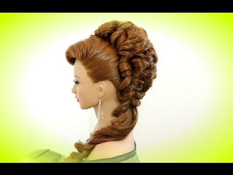Wedding Hairstyles For Long Hair. Wedding Bridal Hair Tutorial video