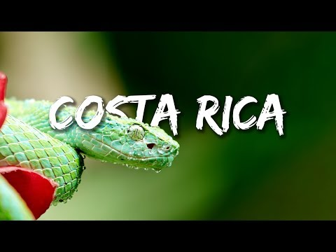 COSTA RICA IN 4K 60fps HDR (ULTRA HD) thumbnail