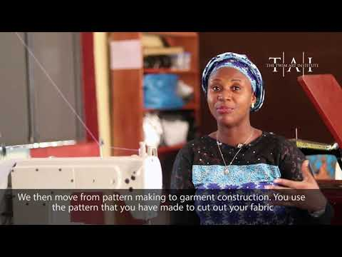 Learn Fashion Design in Ibadan