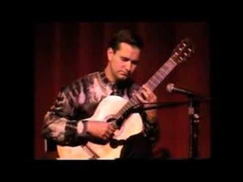 James Hunley, live concert 1996 Leyenda (Asturias)