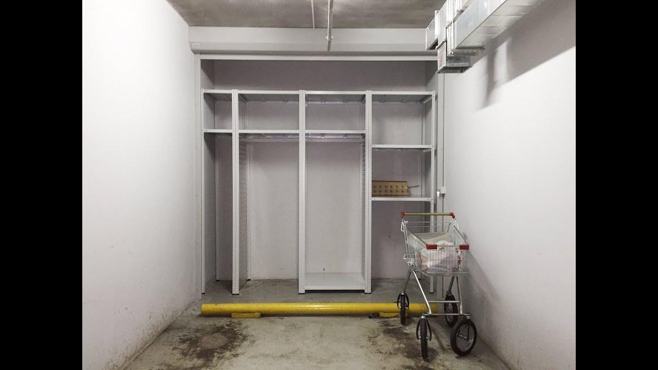 Наводим порядок в гараже: как сделать шкаф-верстак 35