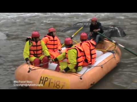 White Water River Beas Rafting Kullu Adventure