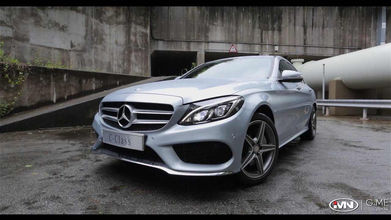 The new mercedes benz c250 amg edition youtube for Mercedes benz of seattle