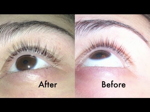How To Grow Longer Lashes Rapid Lash Product Review YouTube