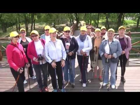 Zaproszenie na marsz Nordic Walking - Sieradzka TV Media