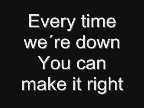 Backstreet Boy's-larger Than Life-lyrics video
