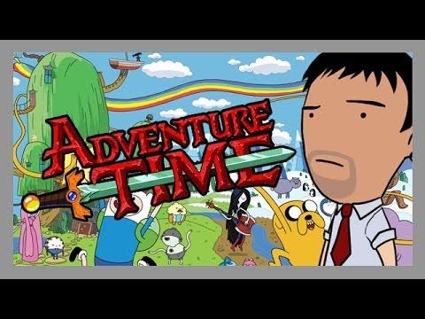 Мультреволюция - Adventure Time/Время приключений (2010-...)