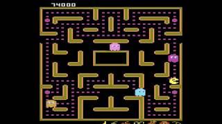 Atari 7800 Longplay [004] Ms. Pac-Man