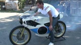 Morbidelli Benelli 125cc