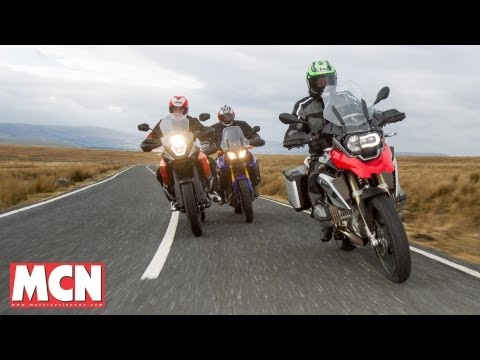 Adventure Bikes 2013 | Tests | Motorcyclenews.com