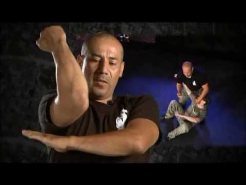 Systema Self-Defense.  Back against the wall.. Image 1