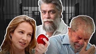 Fábio Rabin - Força Fábio Assunção / Luana Piovani deixa maçã pro Lula