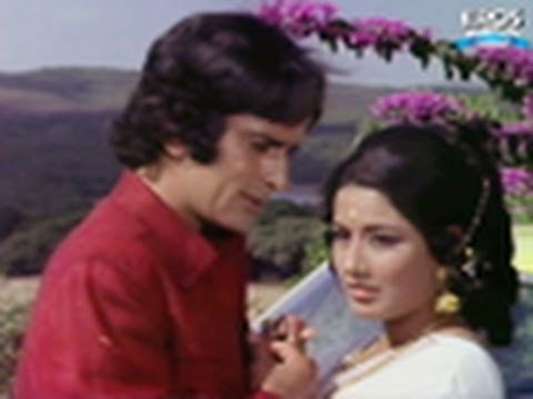Shashi Kapoor Makes Fun Of Moushumi Chatterjee - Anari
