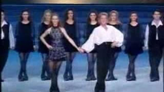 Eurovision 1994 Dublin Ireland Riverdance Irish Dance Michael Flatley And Jean Butler