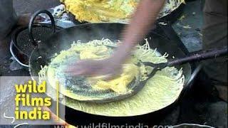 download lagu Making Of Indian Street Food Omapodi Or Karapusa gratis
