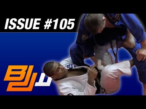 JT Torres - Sneaky Sweep from X-Guard - BJJ Weekly Issue #105 Image 1