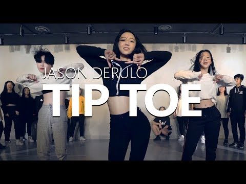 Jason Derulo - Tip Toe feat. French Montana / HANNA Choreography.