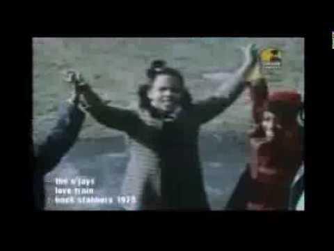 The O'Jays - Love Train (Original video)