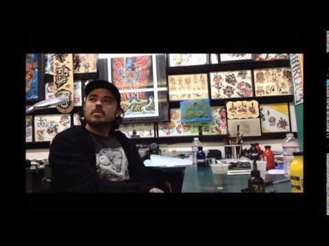 Aaron Coleman Tattoo Artist Interview | Last Sparrow Tattoo