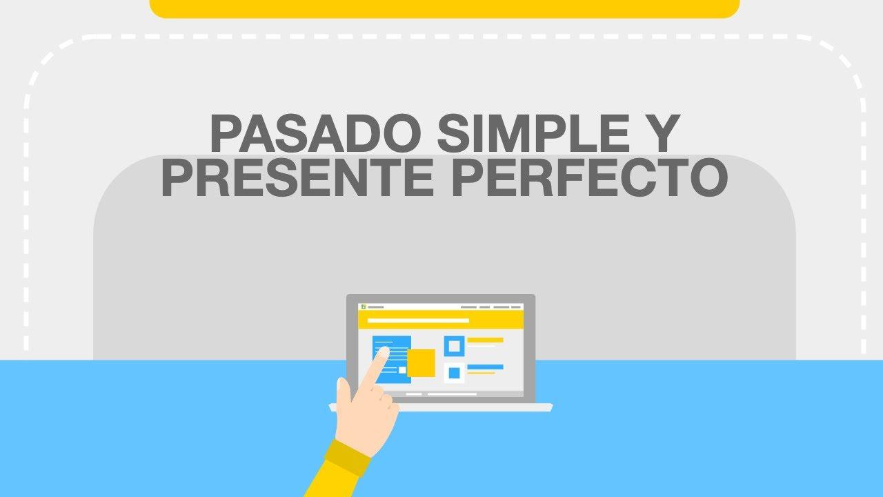 Imagenes de Simple Present Simple y Presente Perfecto