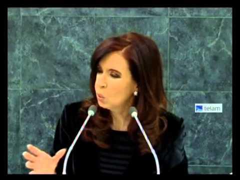 La Presidenta en la Asamblea General de la ONU Discurso completo