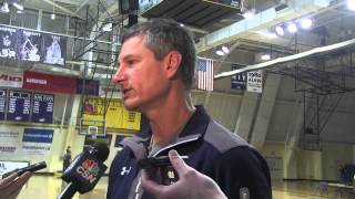 MBB vs. Villanova Media Availability