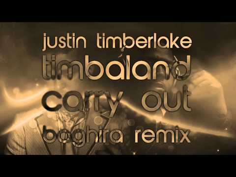 Timbaland & Justin Timberlake - Carry Out (baghira Remix) 2013 video