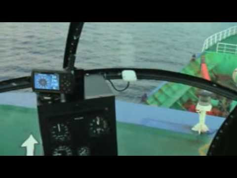 Tuna fishing by helicopter part 1 of 3