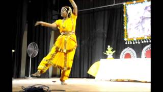 aguner poroshmoni dance performance by proteeti