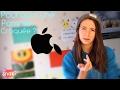 Pourquoi une Pomme Croquée ?