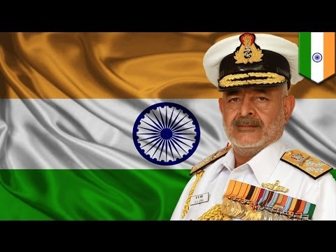 Indian navy chief quits after embarrassing sub accidents