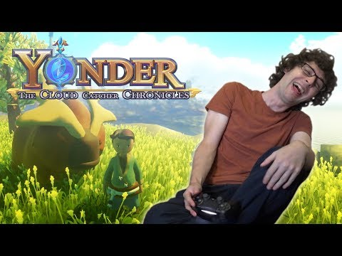 Yonder: TCCC - FLYING GROFFLE! {3}