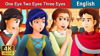 One Eye Two Eyes And Three Eyes Story | Bedtime Stories | English Fairy Tales