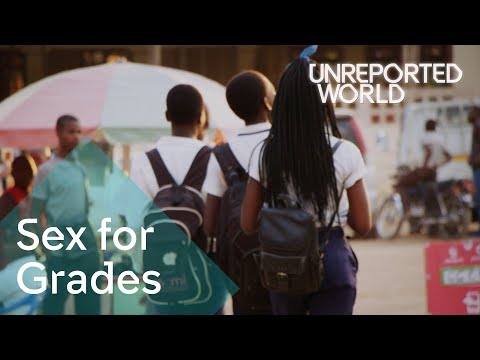 Students pressured to have sex for grades in Mozambique | Unreported World thumbnail