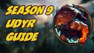 Season 9 UDYR Guide: WILLIE FKN P REVEALS ALL