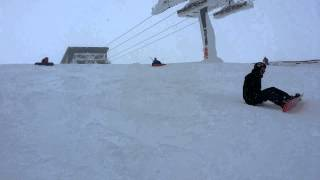 Stagatroyd snowboarding Jansa