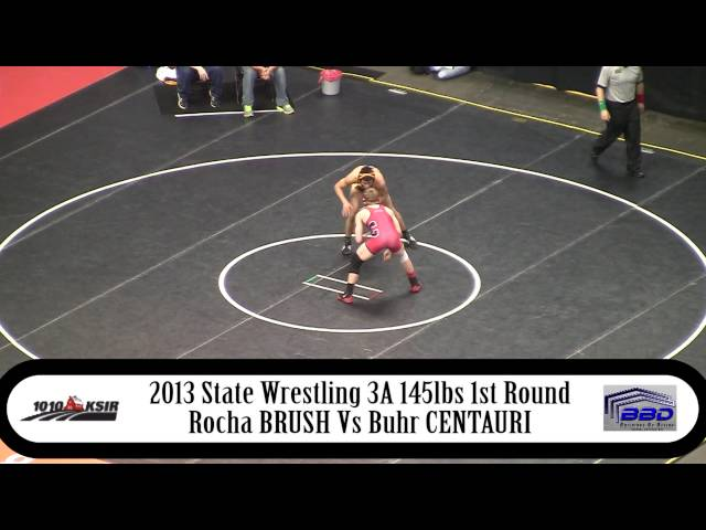 Beau Rocha -1st Round
