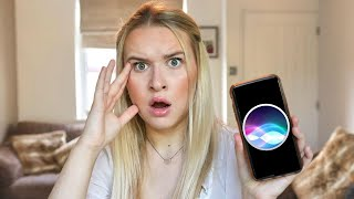Can Siri Understand My Deaf Voice? PART 2!