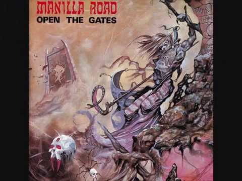Manilla Road - The Fires of Mars