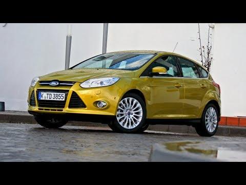Обзор Ford Focus III, часть 1