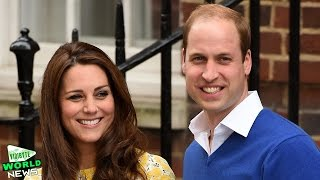 Kate Middleton is Pregnant, Expecting Third Child With Prince William