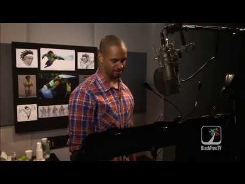 Big Hero 6 Interviews w/ Damon Wayans Jr. and T.J. Miller
