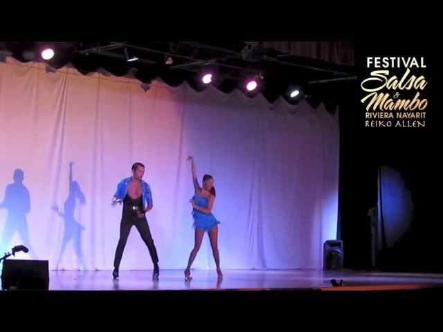 Adolfo & Tania - Saturday/Sábado | Riviera Nayarit Salsa & Mambo Festival 2013