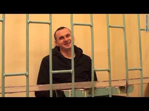 Олег Сенцов в СИЗО Челябинска. Молод, бодр, независим