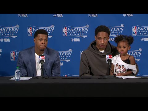 Raptors Post-Game: Kyle Lowry & DeMar DeRozan - May 23, 2016
