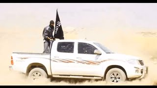 ISIS jihadists love driving Toyotas, US wonders why