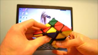 Begginer Pyraminx Tutorial! Only 1 Algorithm To Know!